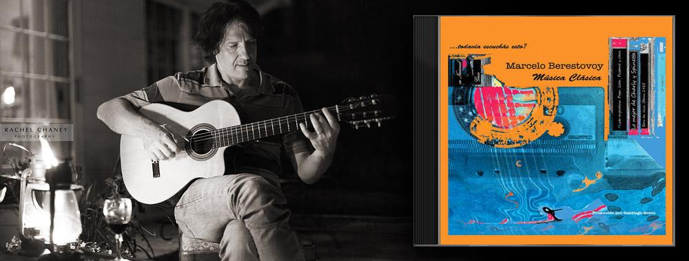 Marcelo Berestovoy's Musica Clasica CD